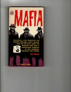 3 Books Mafia Featuring The Saint The Avenger Justice, Inc. Murder Mystery JK13