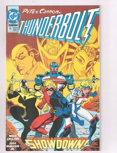 Peter Cannon Thunderbolt (1992) #11 DC Comic Book Havoc Checkmate HH2