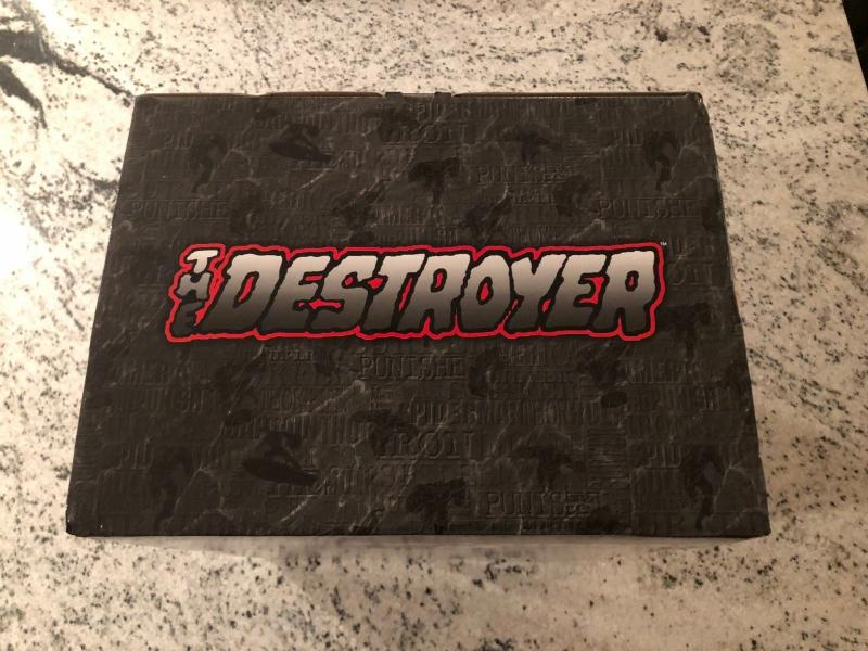 The Destroyer Bowen Designs Painted Statue 2009 Moreira Sculpt 127 / 1000 TWT1