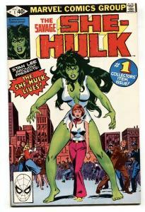 Savage She-Hulk #1 comic book 1980 First appearance VF/NM