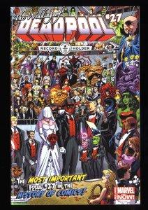 Deadpool (2013) #27 NM/M 9.8