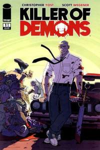 Killer of Demons #1, VF+ (Stock photo)