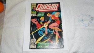 1993 MARVEL COMIC QUASAR # 43
