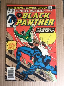 Jungle Action The Black Panther