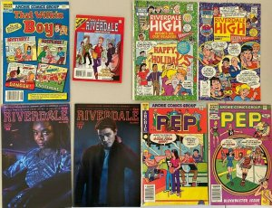 Modern other archie comic titles lot 41 difference