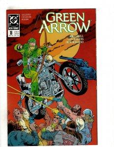 Green Arrow #18 (1989) SR23