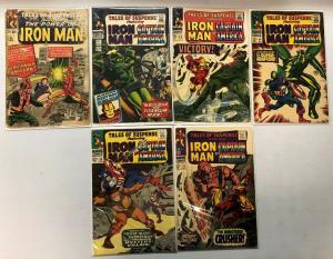 Captain America & Tales of Suspense Comic Lot 18 different