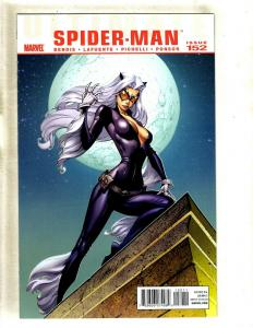 Ultimate Spider-Man # 152 NM Marvel Comic Book Campbell Cover Black Cat SM8