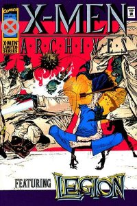 X-Men Archives #3, NM (Stock photo)