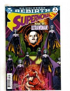 Superwoman #3 (2016) OF40