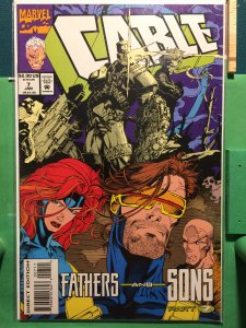 Cable #7 Fathers and Sons part 2