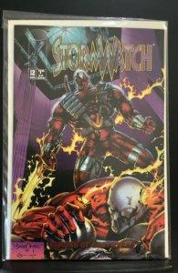 Stormwatch #12 (1994)