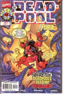 DEADPOOL (1997) 21 VF-NM Oct. 1998 COMICS BOOK