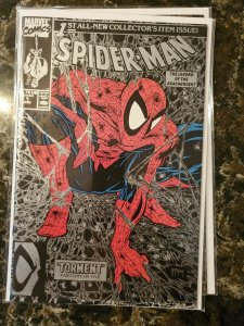 SPIDER-MAN #1 (Silver) Marvel (90) Condition NM+ or Better