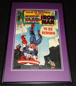 Tales of Suspense #96 Framed 12x18 Cover Photo Poster Display Official Repro