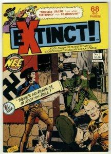 EXTINCT! #1 - New England Comics - Winter 1991-1992