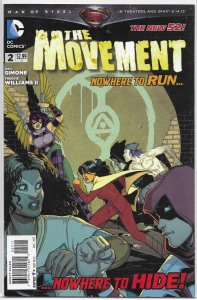 Movement   #  2 FN/VF (New 52)