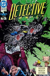 Detective Comics (1937 series) #654, VF (Stock photo)