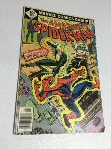 Amazing Spider-Man 168 Vg Very Good 4.0 Marvel Comics