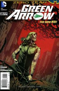 Green Arrow (5th Series) #25 VF; DC | save on shipping - details inside