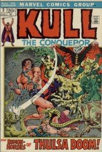 Kull The Conqueror #3 (ungraded) stock photo ID# B-10