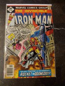 IRON MAN #99 FINE +