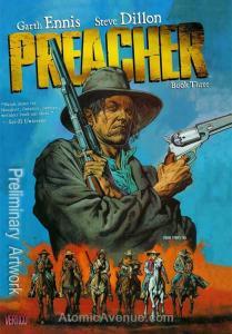 Preacher Deluxe #3 VF/NM; DC/Vertigo | save on shipping - details inside