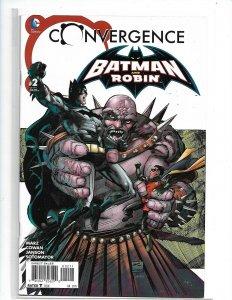 CONVERGENCE: BATMAN & ROBIN (2015 Series) #2 Near Mint   nw119