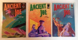 Ancient Joe 1-3 Complete Near Mint Lot Set Run C. Scott Morse