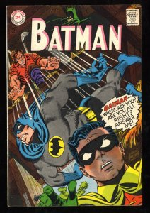 Batman #196 FN+ 6.5