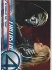 2005 Upper Deck Fantastic Four Movie RETURN OF THE THING #77