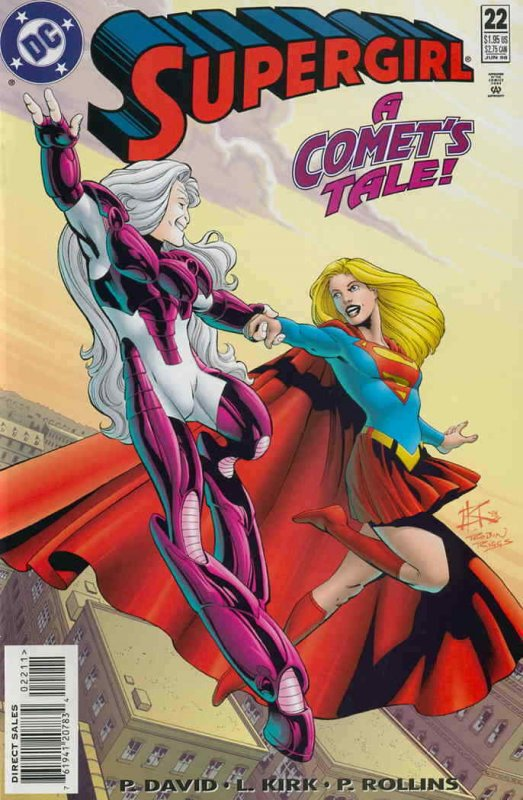 Supergirl (3rd Series) #22 VF/NM; DC | save on shipping - details inside