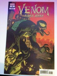 Venom First Host #1B (2018) NM+ Marvel Comics Rivera Variant 2018