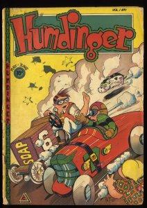 Humdinger #1 GD/VG 3.0