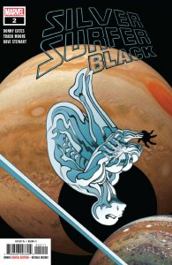 Silver Surfer Black #2 (Marvel, 2019) NM
