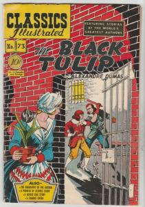 Classics Illustrated #73 (Jul-50) FN/VF Mid-High-Grade