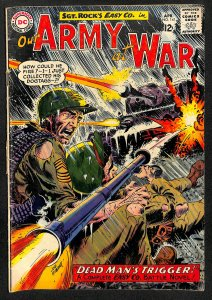 Our Army at War #141 (1964)