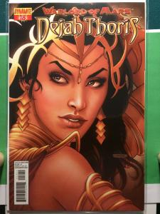Warlord of Mars Dejah Thoris #18