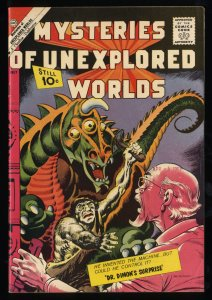 Mysteries Of Unexplored Worlds #25 FN+ 6.5 Bethlehem