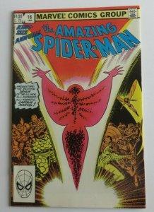 Amazing Spider-Man Annual #16 VF+ 1st App. Monica Rambeau Captain Marvel 1982