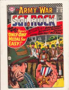 Our Army at War (1952 series) #178, Fine- (Actual scan)