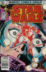 Star Wars #75 VF/NM; Marvel | save on shipping - details inside