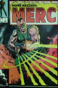 Mark Hazzard: Merc #1 (1986)