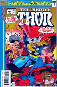 Thor - Blood and Thunder Parts 5,9,10,13
