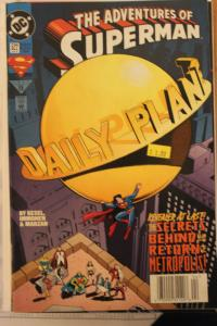Adventures of Superman 522 NM