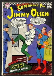 Superman's Pal, Jimmy Olsen #102 (1967)