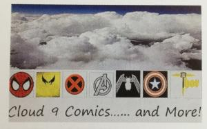 Cloud 9 Comics And More LLC