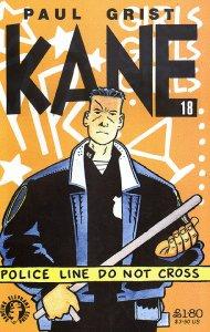 KANE (1993 Series) #18 Near Mint Comics Book