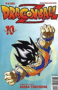 Dragonball Z Part 2 #10 FN; Viz | save on shipping - details inside