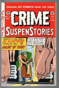 Crime SuspenStories #11-1995-Reprints EC-Crime